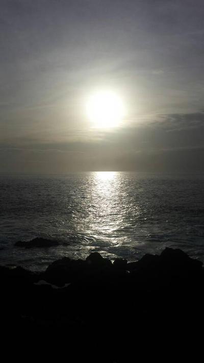 Tenerife sun
