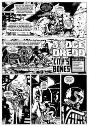 Dredd CBP1 by stevendenton