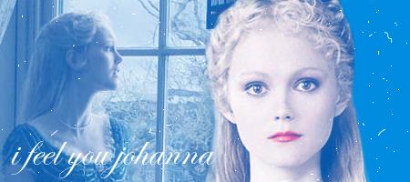 I Feel You Johanna by takeela