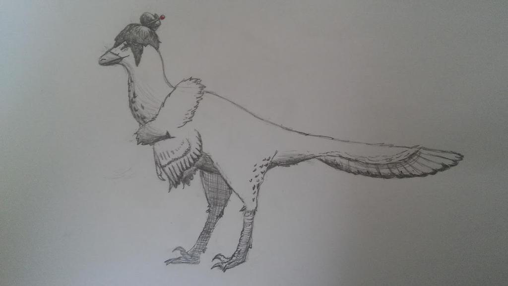 Mei long zhou by TyrannosaurusLives00