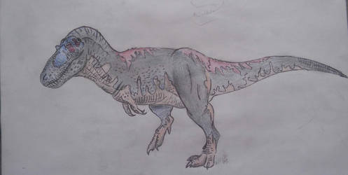 JP Tarbosaurus