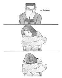 (194) I like you...