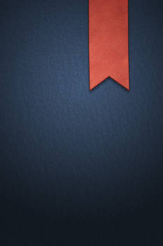 Leather Bookmark Wallpaper