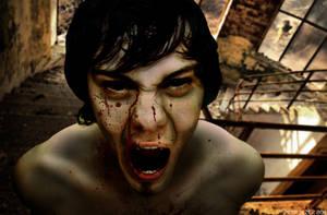 Zombie by boodlina