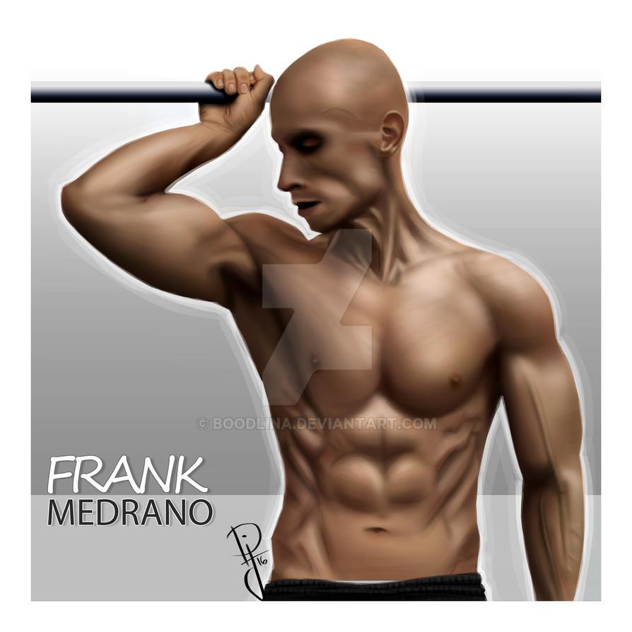 Frank Medrano Draw By Boodlina