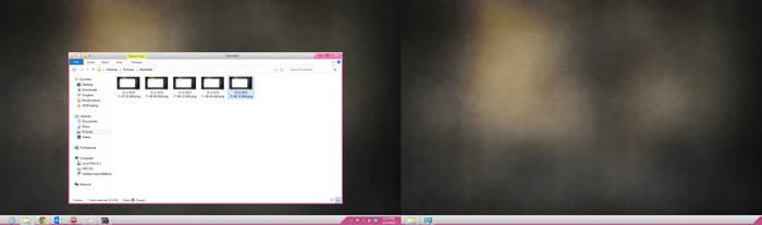 New VS for Windows 8