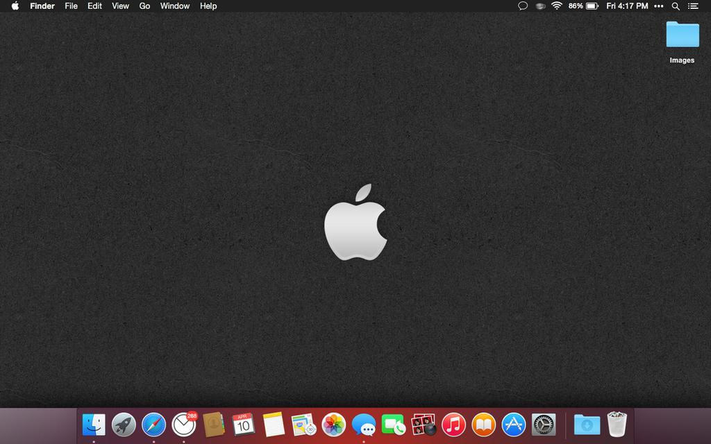 Macbook Pro Setup by bhast2