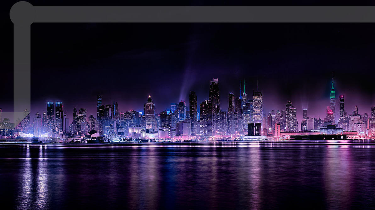 NXOE Wallpaer City by bhast2