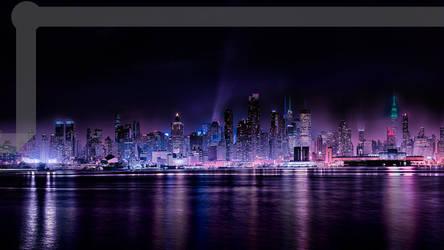 NXOE Wallpaer City
