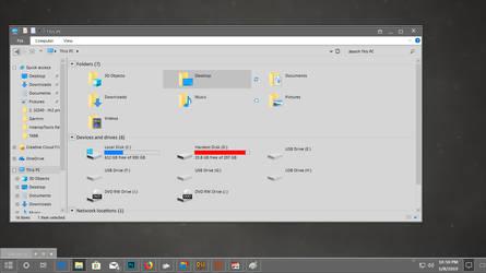 Tab Windows 10 WB Preview