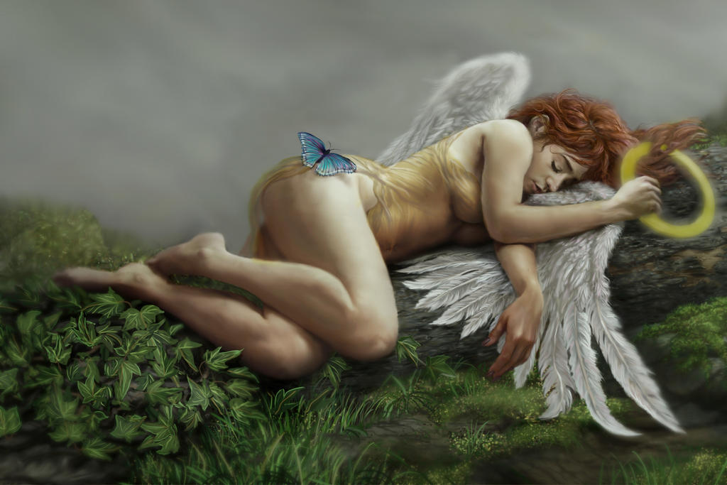 Well Earned Rest. by SteveDeLaMare