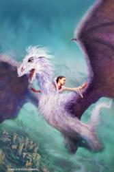 Cypathia - The Secret Princess by SteveDeLaMare