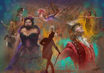 Greatest Showman by SteveDeLaMare