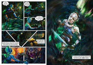ALI5 The Graphic Novel preview