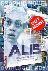 AL15 THE ADVENTURE BEGINS out now