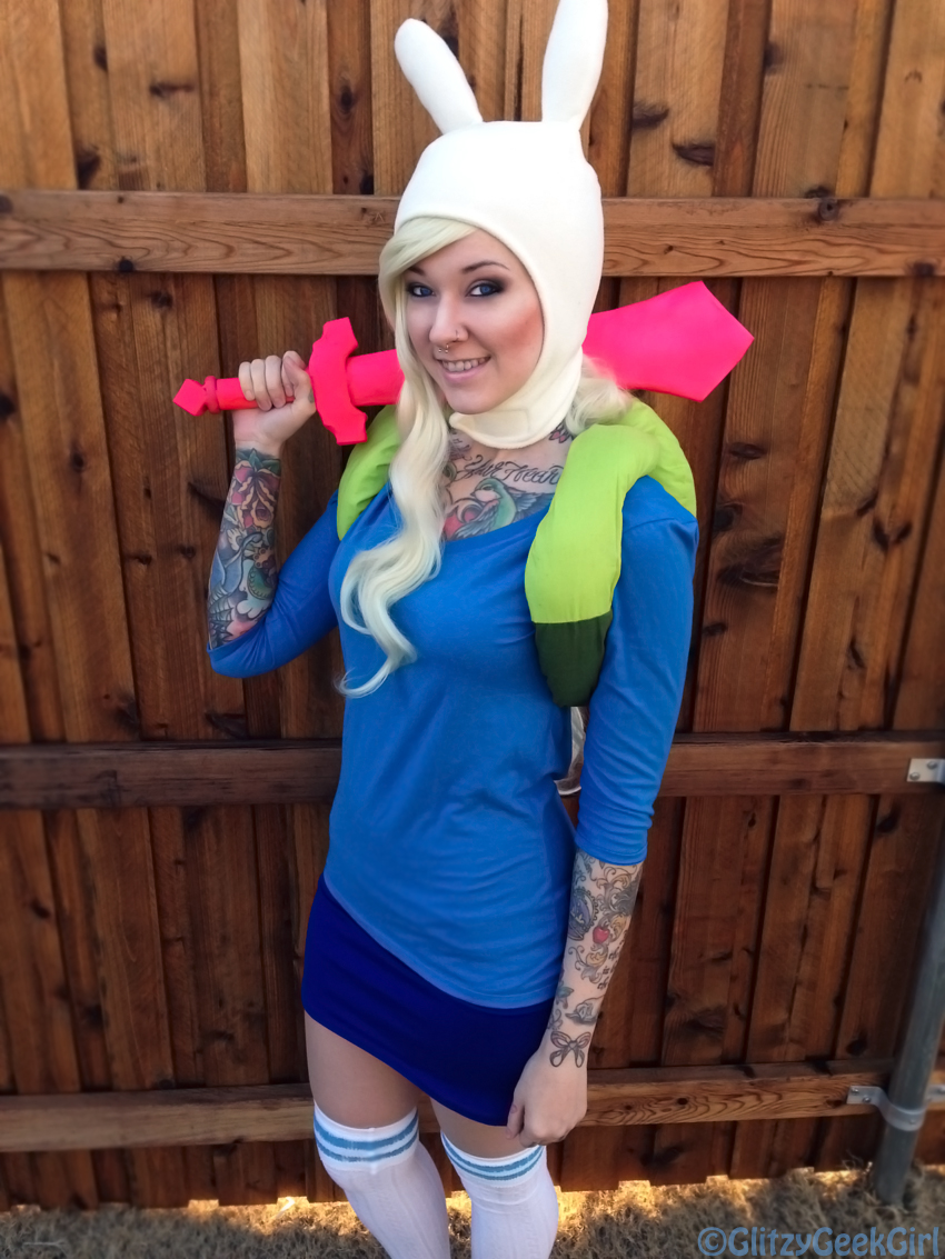 fionna adventure time cosplay - photo #1