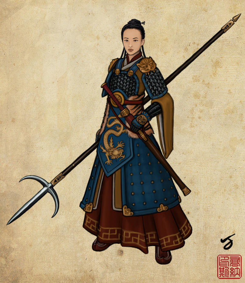 Asian Warrior 85