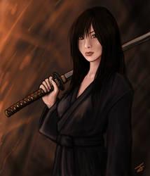 Samurai Repaint by I-M-M-O