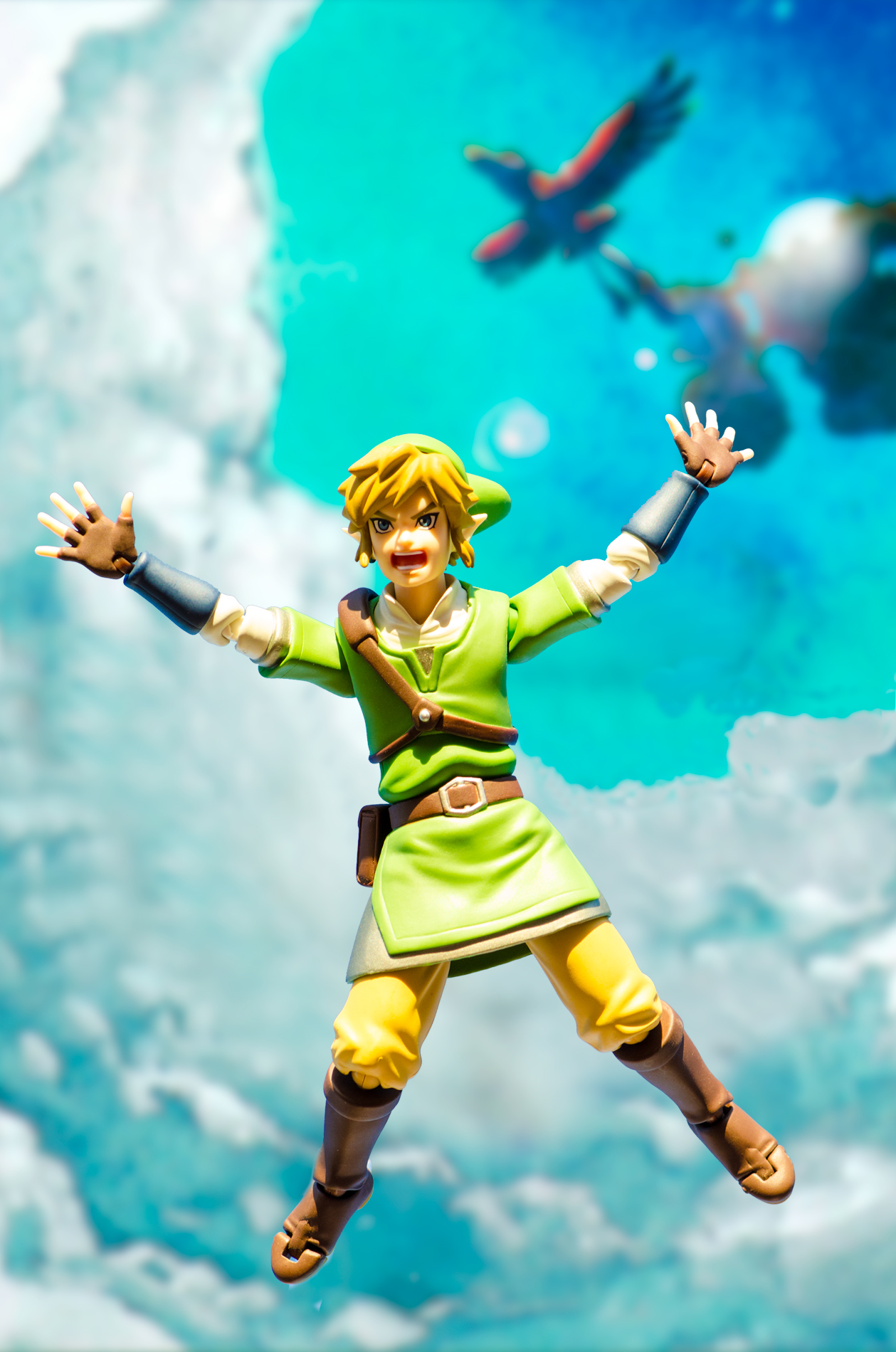 Link - Take the leap by PlasticSparkPhotos