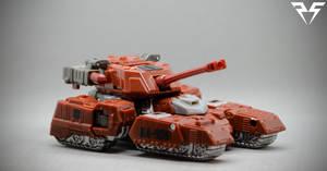 Autobot Warpath - Alt Mode