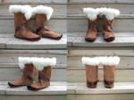 Korra's Boots