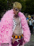 Doflamingo Cosplay - One Piece by WiredintoSpace