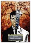 Arkham Asylum Mugshot - 2Face