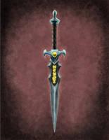 Dagger of Famine by oshikuma