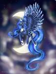 Princess Luna: The masked alicorn