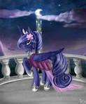 Princess Luna: Mother of Night