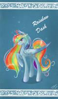 Card: Rainbow Dash