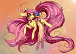 Fluttershy: The Queen of Cuteness