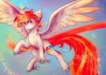 Commission: Heartfire