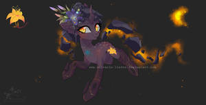 Adoptable Auction: Melting Lava [CLOSED] by Wilvarin-Liadon