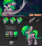 Epic Reference Sheet: Jade Meadow