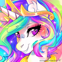 <b>Princess Celestia [2]</b><br><i>Wilvarin-Liadon</i>