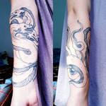 Tattoo result: Morey eels