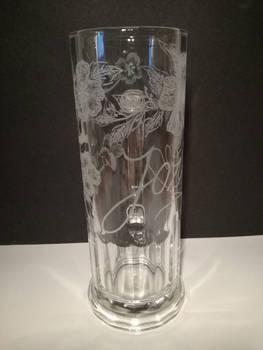 Glass engraving-jozica