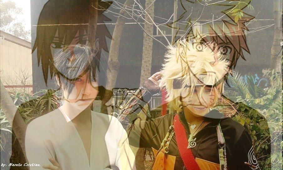 uchiha sasuke and uzumaki naruto Friends forever by SaSukeUchihaLeunaMNaruto And Sasuke Friends Forever