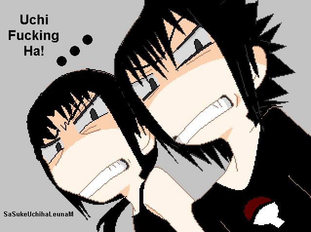 UchiFuckingHa. Brothers by SaSukeUchihaLeunaM