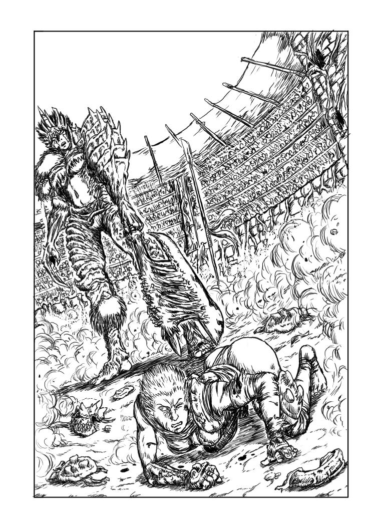 Amazzoni Page 166 by GaetanoMatruglio