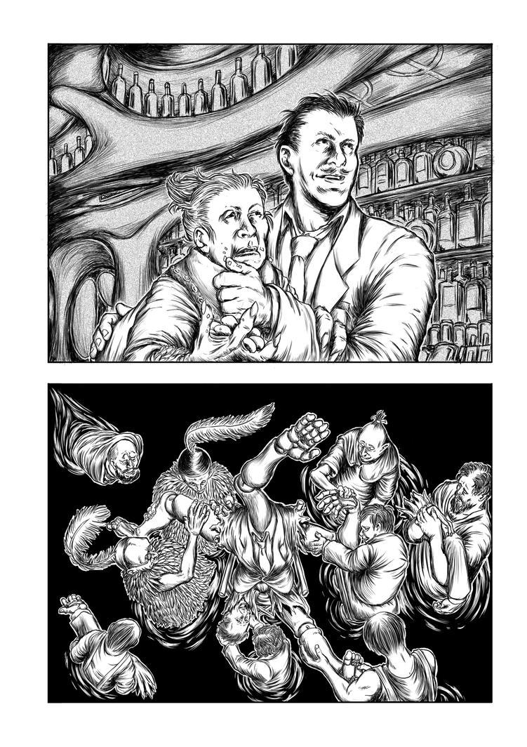 Stazione 31 Page 05 by GaetanoMatruglio