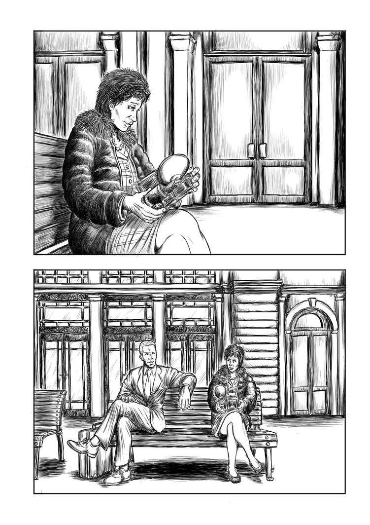Stazione 31 Page 06 by GaetanoMatruglio