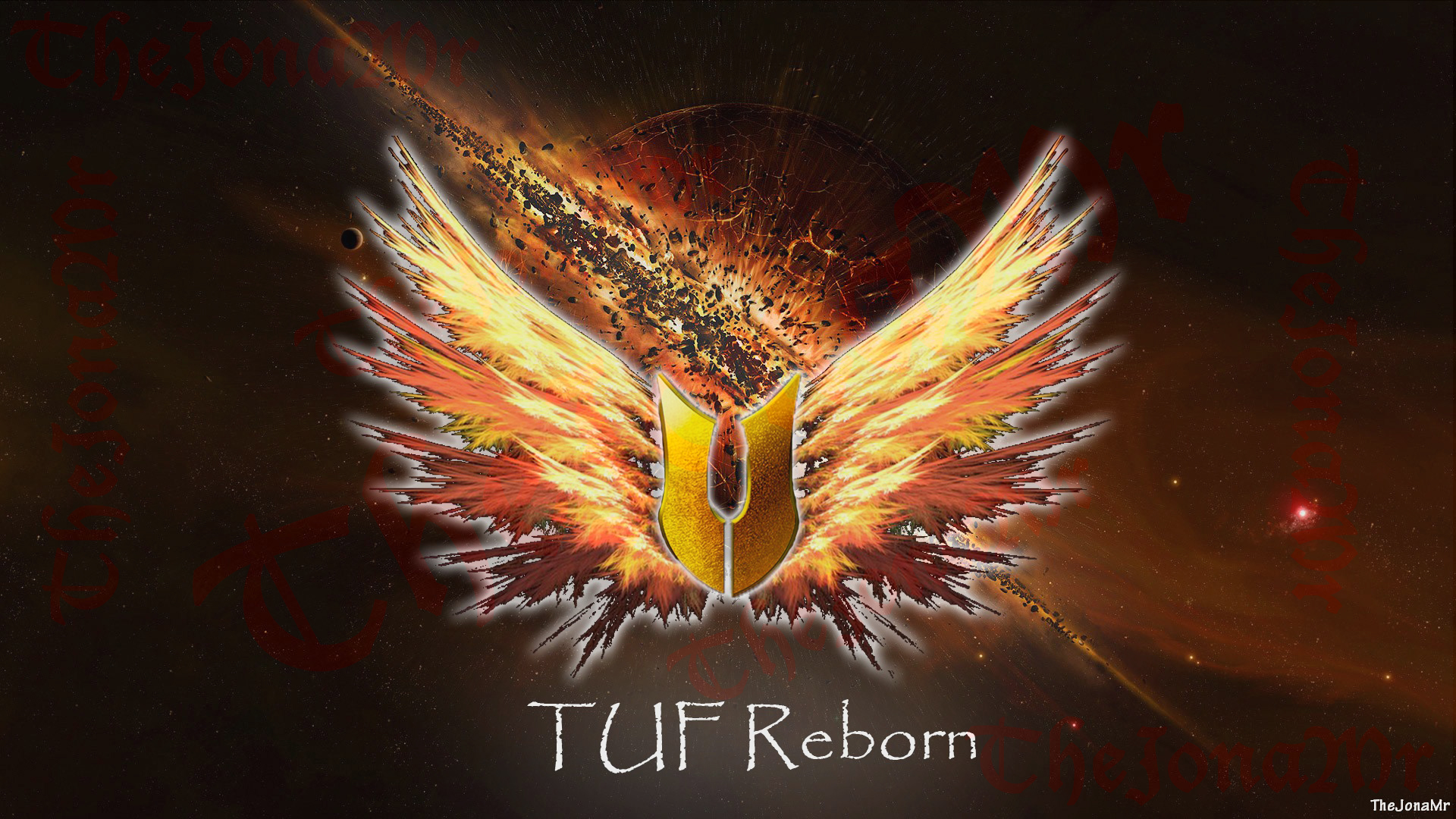 Asus tuf reborn by thejonamr on deviantart - Asus x series wallpaper hd ...