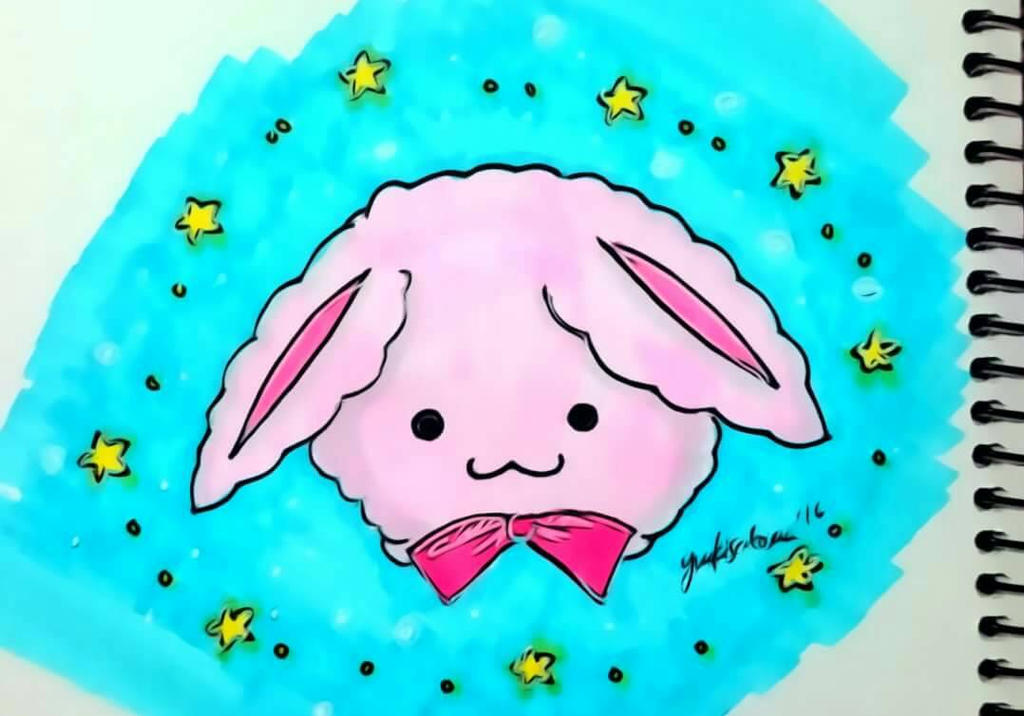 Kinako doodle by satoru95
