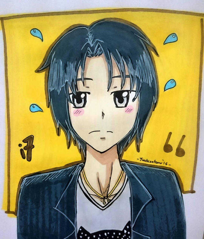 Izumi Iori- Tsun Tsun by satoru95