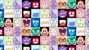 (steven universe) gems background