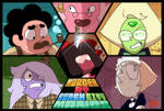 (steven universe) detective story in beach city