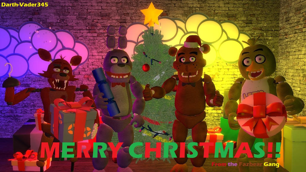 Five Nights before Christmas (submission) by MasterChica1987 on ...
