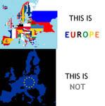 Be Proud, Europe!